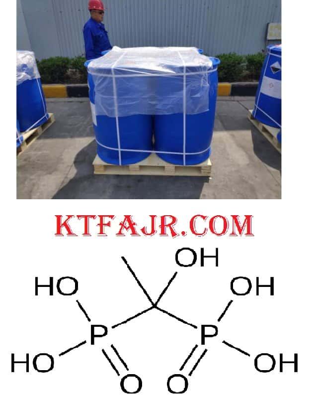 هیدروکسی اتیلیدین دی فسفریک اسید HEDP